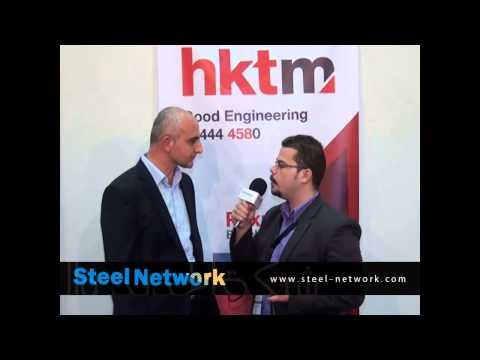 شبكة الحديد والصلب - HKTM