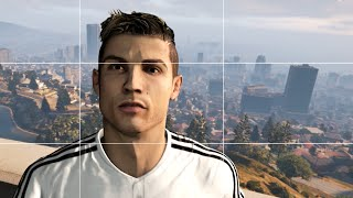 getlinkyoutube.com-CRISTIANO RONALDO IN GTA V