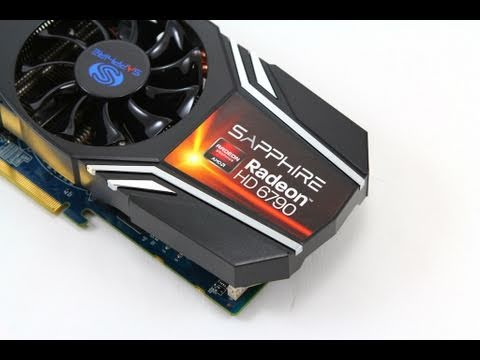 Sapphire AMD RADEON HD 6790 1GB Video Card Review &amp; Benchmarks