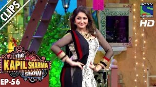 Kapil Dances With Sayyeshaa Saigal -The Kapil Sharma Show-Ep.56-30th Oct 2016