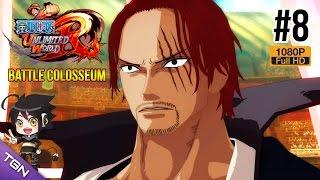 getlinkyoutube.com-One Piece Unlimited World Red Colosseum[Pt8]: พลังที่แท้จริงของ 1 ใน 4 จักรพรรดิ ผมแดง แชงคูส