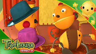 getlinkyoutube.com-Rolie Polie Olie - Detective Polie's Cookie Caper / The Lie / Guess It's Nite Nite - Ep. 37