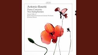 Symphony in E-Flat Major, A29: I. Allegro molto