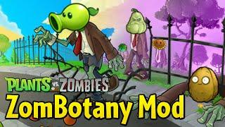 Plants vs. Zombies Mod Trailer: ZomBotany