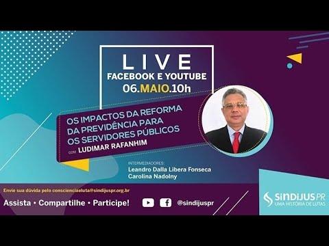 Live sobre a nova Reforma da Previdência, suas regras!