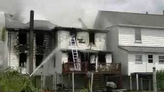 Porter Township House Fire Video Part Two 7-9-2010 .wmv