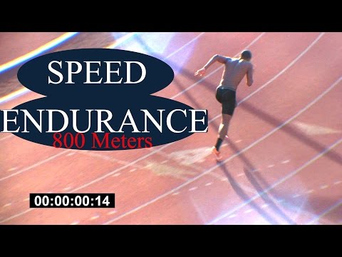 How to Improve your Running Stamina & Endurance Workout - Track and Field