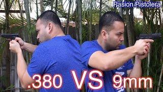 getlinkyoutube.com-9mm vs 380 acp   CUAL ES MEJOR PARA DEFENSA PERSONAL?