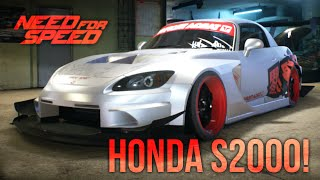 getlinkyoutube.com-NEED FOR SPEED 2015 - Honda S2000 Customization!