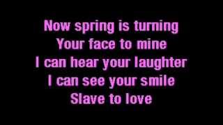 getlinkyoutube.com-Slave to love - Bryan Ferry (Karaoke)
