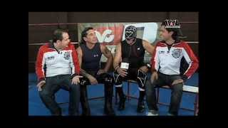 International Wrestling League (IWL), Episodio 1