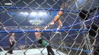 Christian vs Alberto Del Rio Steel Cage Match WWE SmackDown