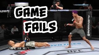 getlinkyoutube.com-Funny gaming fail compilation - UFC, Skate 3, Sniper Elite