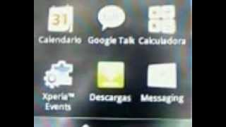 getlinkyoutube.com-Actualizacion  de mi Android Xperia X8 (1ra Parte)