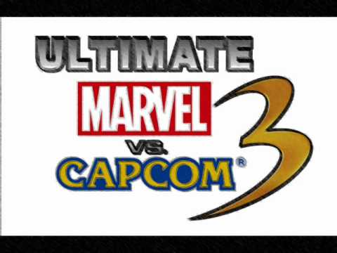 Ultimate Marvel vs. Capcom 3 - Menu (Dynamic)