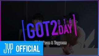 getlinkyoutube.com-[GOT2DAY 2016] 02. Jackson & Yugyeom