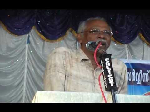 M.N.Karassery on Abdurahiman Sahib at Kodiyathur- 23 Nov 2012-  Part 2