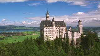 getlinkyoutube.com-Schwangau, Germany: Neuschwanstein Castle
