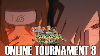 getlinkyoutube.com-Naruto  Storm Revolution: Online Tournament 8 Reanimated Edition