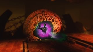 getlinkyoutube.com-Black Ops 3: SECRET PACK A PUNCH EASTER EGG! - UPGRADED WEAPON ABILITIES!? (BO3 Easter Eggs)