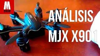 getlinkyoutube.com-ANALISIS DRONE  MJX X901 EN ESPAÑOL:  Mini hexacopteros baratos calidad precio