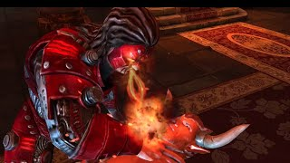 getlinkyoutube.com-WWE Immortals - Big Red Monster Gold Kane ALL MOVES
