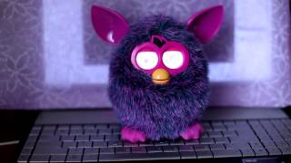 getlinkyoutube.com-Злой русский Ферби Angry Evil Russian Furby от Hasbro