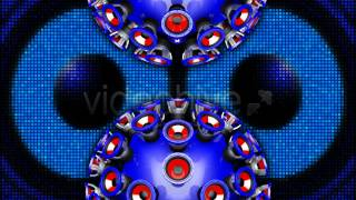 getlinkyoutube.com-Bass Speaker - VJ Loop Pack (4in1)