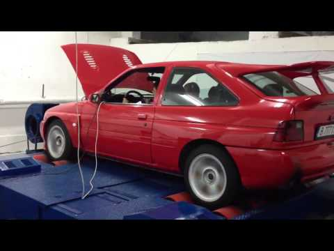 VRPerformance dyno Ford