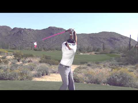 Bubba Watson's Golf Swing in Slow Motion