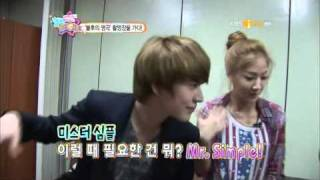 getlinkyoutube.com-110909 Kyuhyun cut in Hello Baby