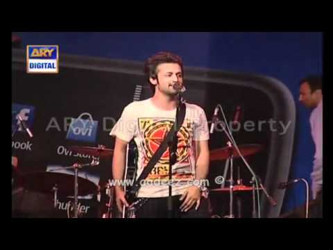 Atif Aslam live best ever 2011