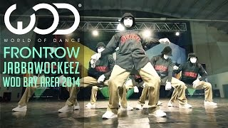 getlinkyoutube.com-Jabbawockeez | FRONTROW | World of Dance #WODBay '14