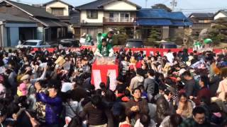 getlinkyoutube.com-如意輪寺 節分祭(2016年2月11日)