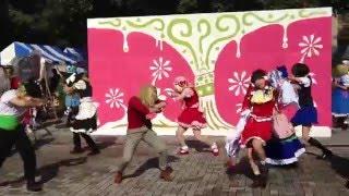getlinkyoutube.com-2012/1124 駒場東大學園祭 東方幻想鄉 Bad Apple