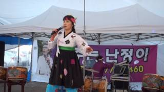 getlinkyoutube.com-한강수 품바 월미도난정이공연단17-1-14편집자 장털보