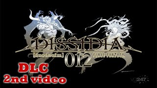 How to put Dissidia 012 DLC on PPSSPP - 2nd video