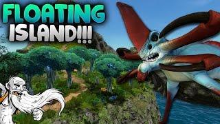"getlinkyoutube.com-Subnautica Gameplay  - ""THE FLOATING ISLAND!!!""  - Let's Play Walkthrough"