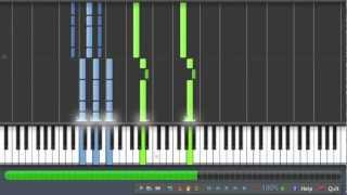 The Road to Masyaf (Assassin's Creed Revelations OST). How to play (piano solo)