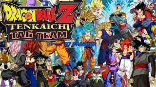 Dragon Ball Z Tenkaichi Tag Team Mod Dragon Ball Z Super Tenkaichi Xenoverse by Franker