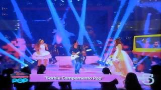 "getlinkyoutube.com-Paulina y Ferny ""Barbie Campamento Pop-Show Final"""