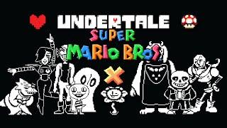 getlinkyoutube.com-Undertale in Super Mario Bros. X (SMBX) - Goatmom's Tale playthrough (Updated)