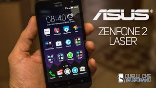 getlinkyoutube.com-Asus Zenfone 2 Laser Video Recensione