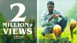 getlinkyoutube.com-Vava Suresh releasing a bunch of rescued Cobra Snakes into forest | SNAKE MASTER 16-06-2016 |