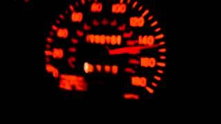 getlinkyoutube.com-3000GT VR4 Top Speed stock!!!!!