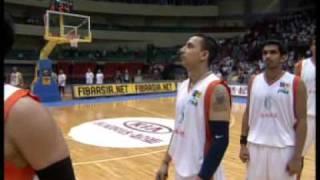 getlinkyoutube.com-Yi Jianlian {NBA}  VS  Talwinderjit Singh Sahi  {INDIA] ..TJ SAHI