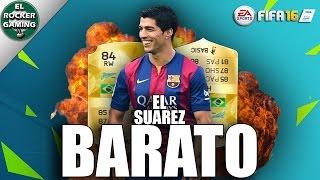 getlinkyoutube.com-FIFA UT 16 I El Luis Suarez Barato! I Una Bestia!