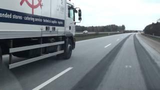 Samochody ciężarowe w Danii