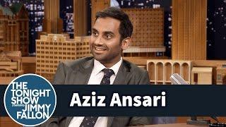 getlinkyoutube.com-Aziz Ansari Is Donald Trump's Favorite Comedian