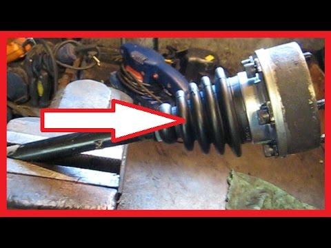 Замена пыльника внутреннего ШРУСа Passat B3- B4